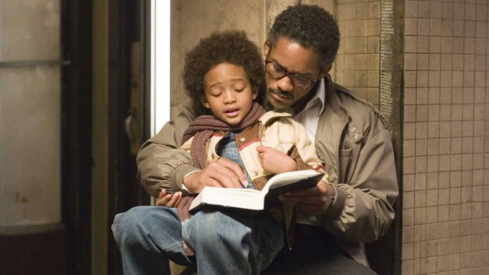 Melhores Filmes para Superação e motivação na vida - A procura da Felicidade