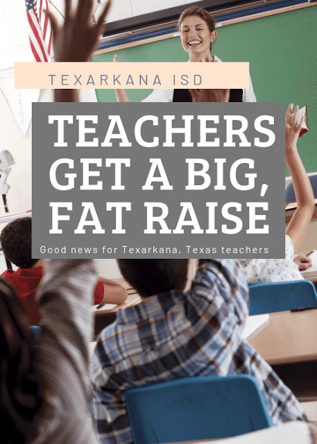 TISD teachers will receive salary increases from 10% to 17%, depending upon experience