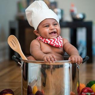 Baby Photoshoot Chef