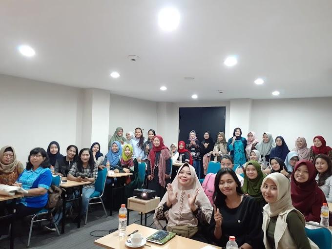 Tingkatkan Skill Komunikasi, Mahasiswi KPI IPMAFA Ikuti Program Women Will Google