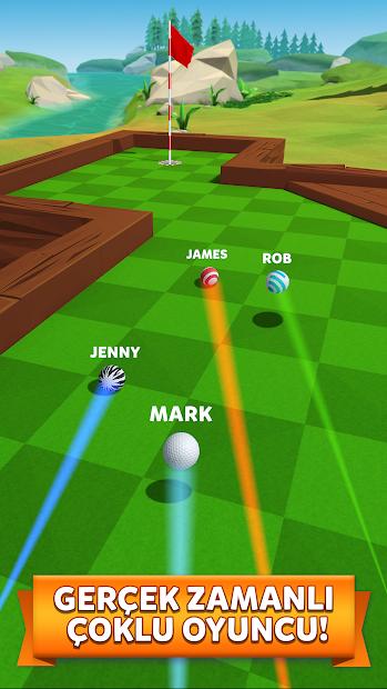 Golf Battle Hileli APK v1.15.0