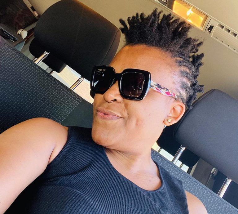 [Watch] Zodwa Wabantu On Being Driven By Her Bae