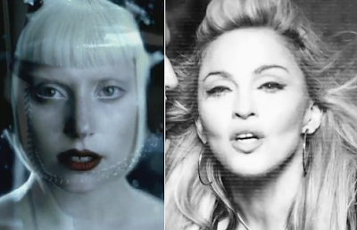 LADY GAGA VS MADONNA