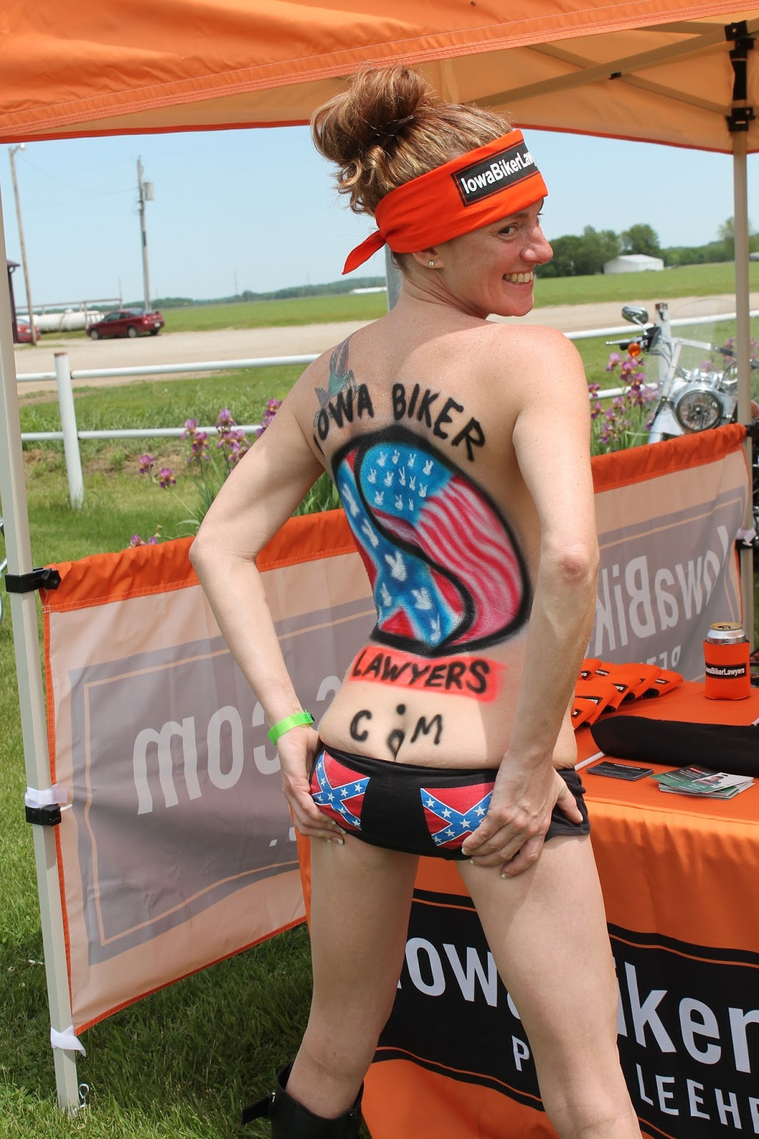 Conesville iowa bike rally 2012 pictures