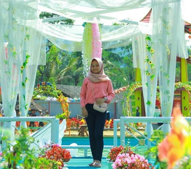 Tiket Masuk Taman Bunga Pagoda Magelang, Taman Bunga Pagoda Magelang 2020, lokasi Taman Bunga Pagoda Magelang, alamat Taman Bunga Pagoda Magelang