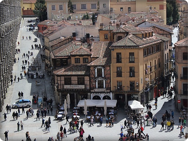 Segovia, panorámica