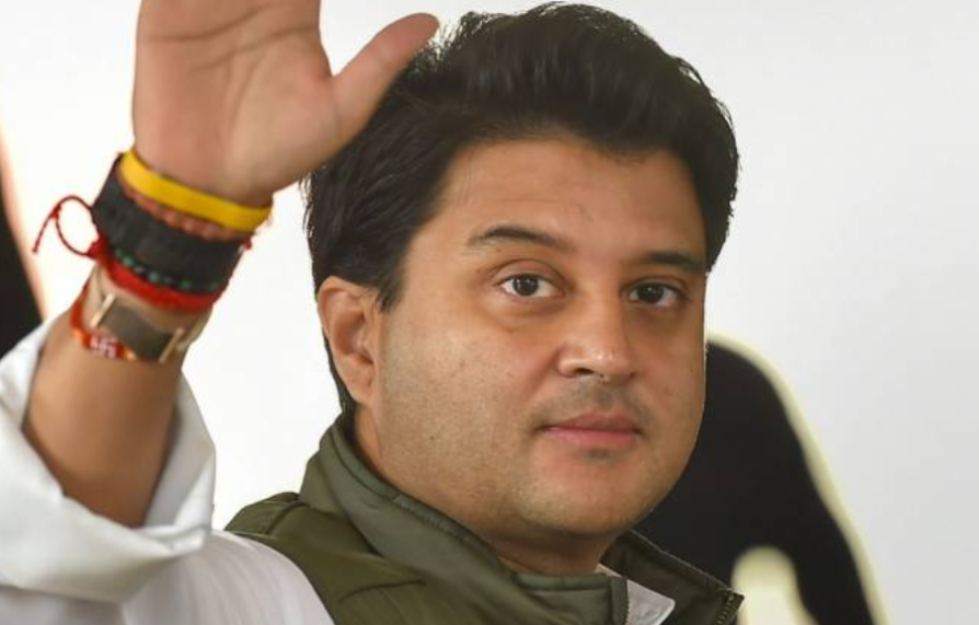 Jyotiraditya Scindia's nomination papers rejected Will Congressman accept the allegation of Congress?,www.thekeralatimes.com