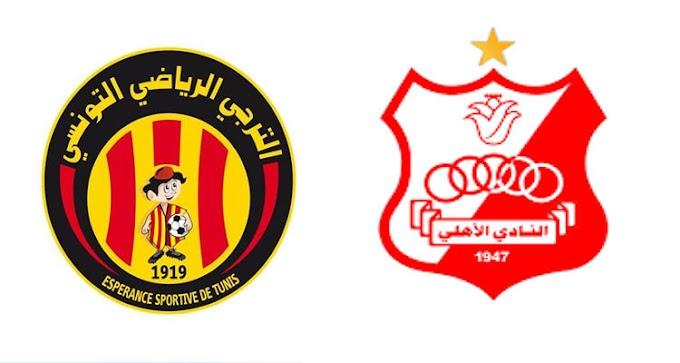 مشاهدة مباراة الأهلي بنغازي و الترجي الرياضي بث مباشر