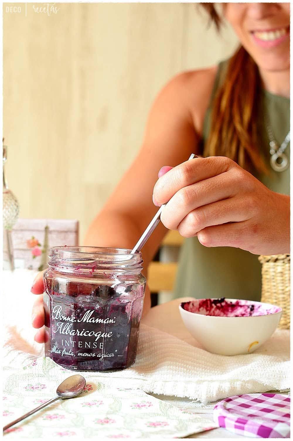 como hacer mermeladas- Mermeladas sin azúcar con 3 ingredientes en casa