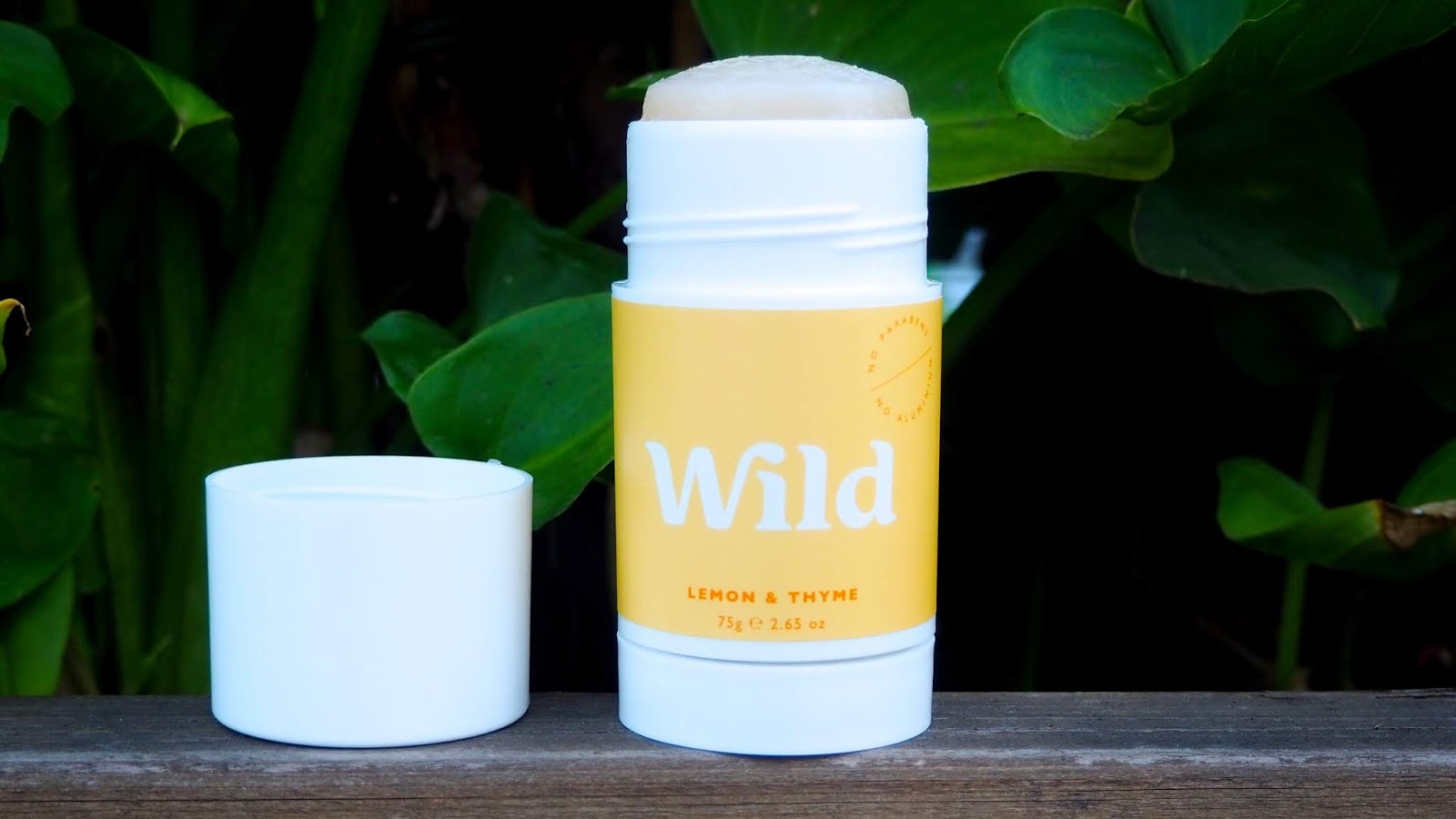 Introducing Wild - the Good Deodorant
