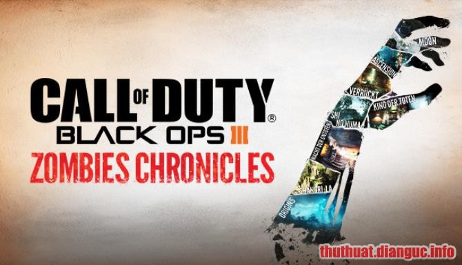 Download Game Call of Duty: Black Ops III – Zombies Chronicles Full Crack