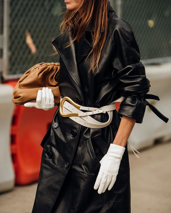Style File | Autumn Trend: Leather Everything