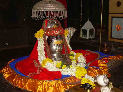 Bhimashankara Jyotirlinga image of lord shiva