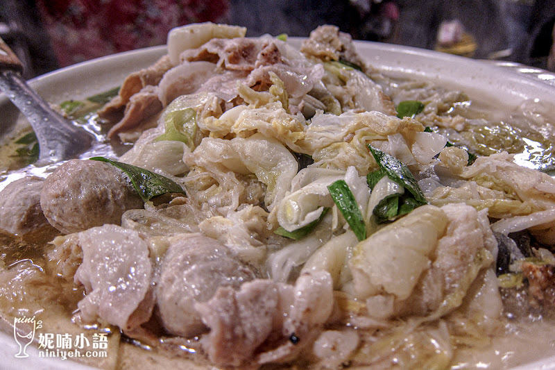 【台北市松山區】村子口眷村菜。舌尖上記憶的老味道