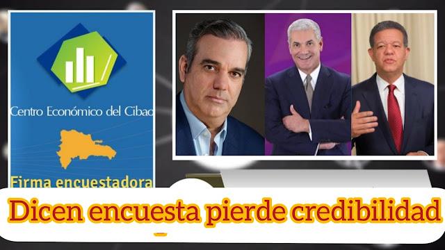 """Establecen Encuestadora """"Centro Económico del Cibao"""