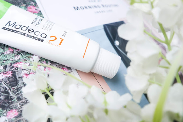 Review Madeca 21 Tecasol Cream