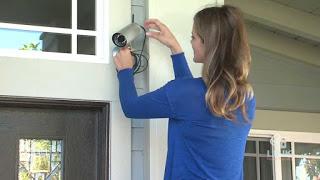 Pasang kamera CCTV di rumah