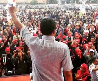 Serikat Buruh KSPI Tolak TKA China Sarjana Indonesia Juga Berkompetensi!