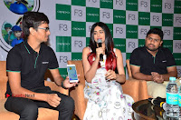 Bollywood Actress Adah Sharma Pos in White Printed Short Dress at OPPO F3 Plus Selfie Expert Mobile Launch .COM 0088.jpg