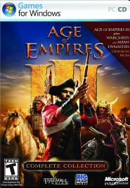 Age Of Empires 3 Complete Collection - Download Game PC Iso