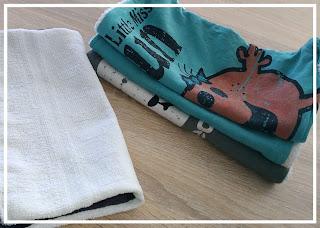 remplacer le papier essuie-tout par un chiffon, un torchon, une microfibre ou un essuie-tout lavable