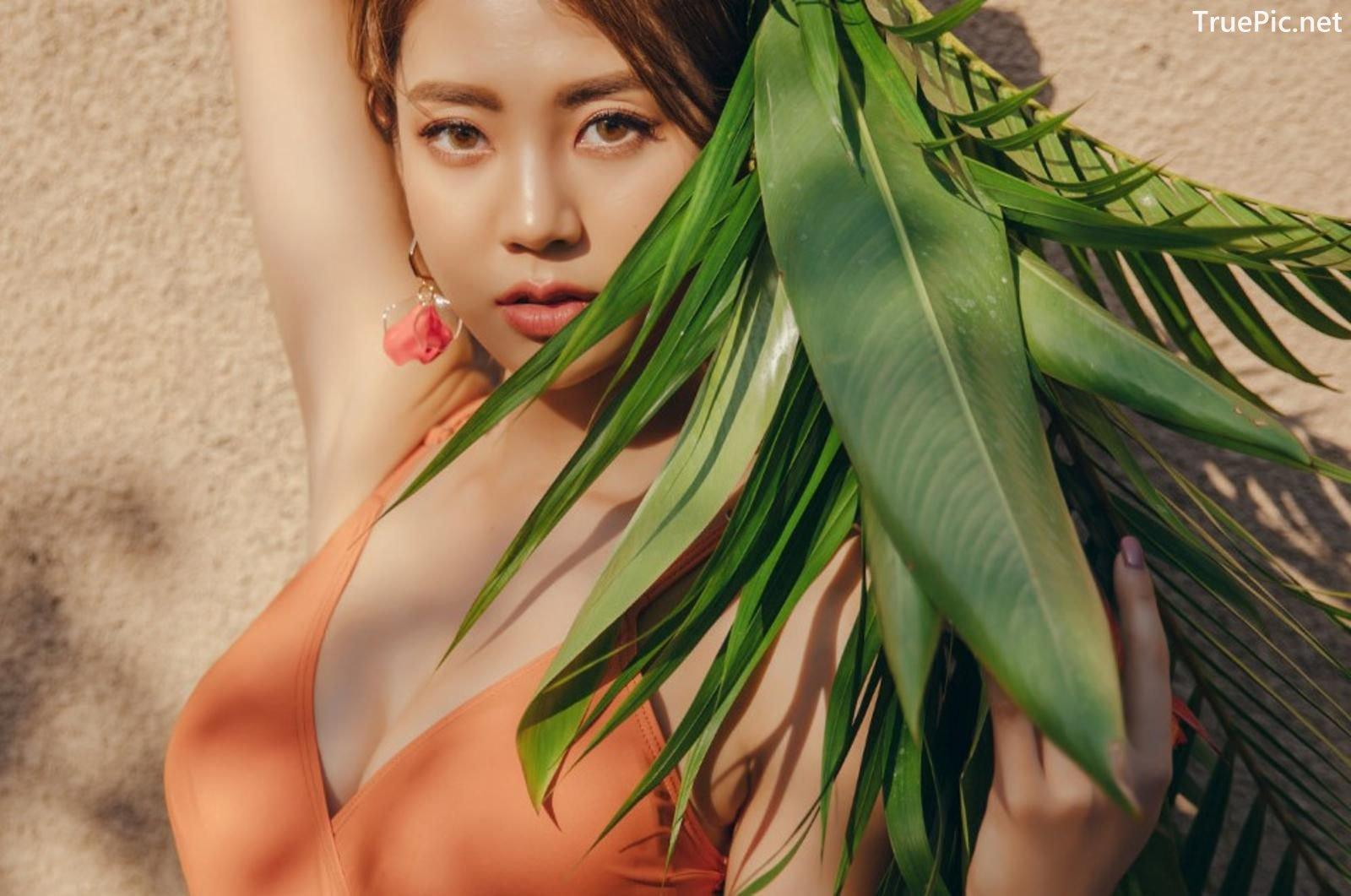 Image Korean Fashion Model - Lee Chae Eun - Sienna One Piece Swimsuit - TruePic.net - Picture-21
