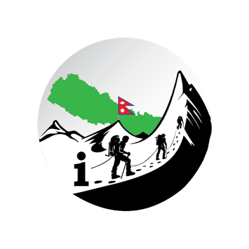 Info Nepal Treks and Expedition Logo