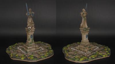 Garden of Morr Statue