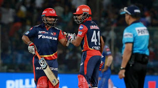 DD vs RR 32nd Match IPL 2018 Highlights