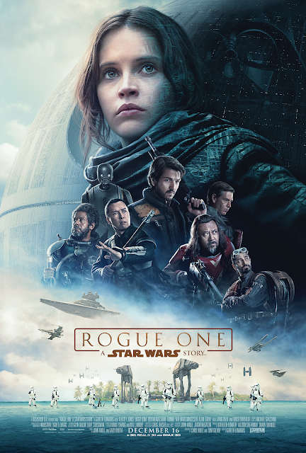 Rogue One: A Star Wars Story, Poster