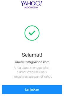 Akun Email Baru - Cara Membuat Akun Email Baru Di Yahoo Mail