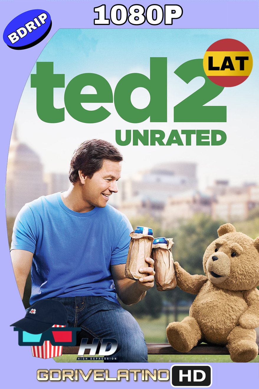 Ted 2 (2015) (UNRATED) BDRip 1080p (Latino-Inglés) MKV
