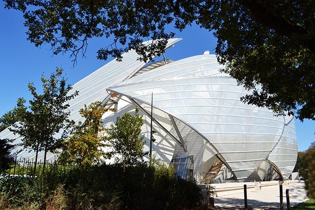 Frank Gehry architettura decostruttivista