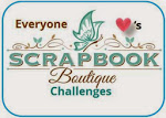I ❤ Scrapbook Boutique Challenges
