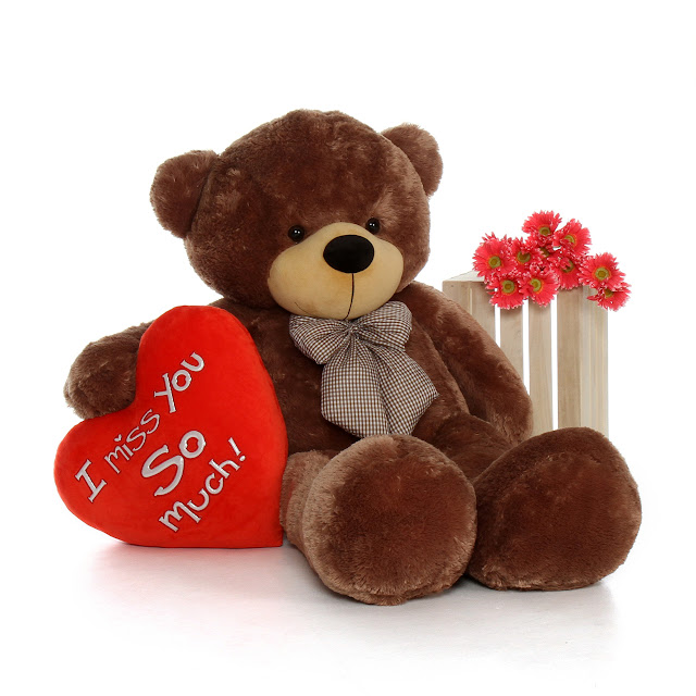 perfect combination for a cuddly cute Valentine