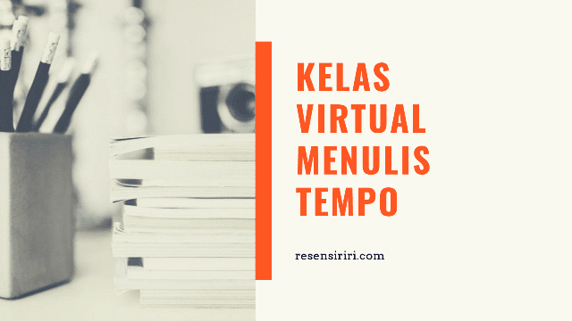 Kelas Virtual Menulis Opini Tempo