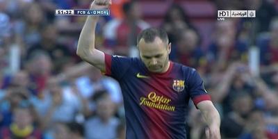 LFP-Week-38 : Barcelona 4 vs 1 Malaga 01-06-2013