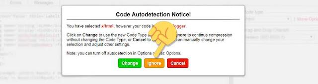 Cara Meringankan Kode CSS HTML Javascript