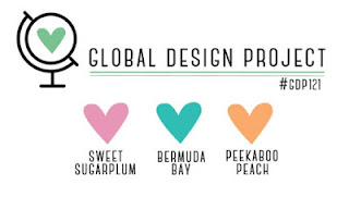 Global Design Project #GDP121 colour challenge
