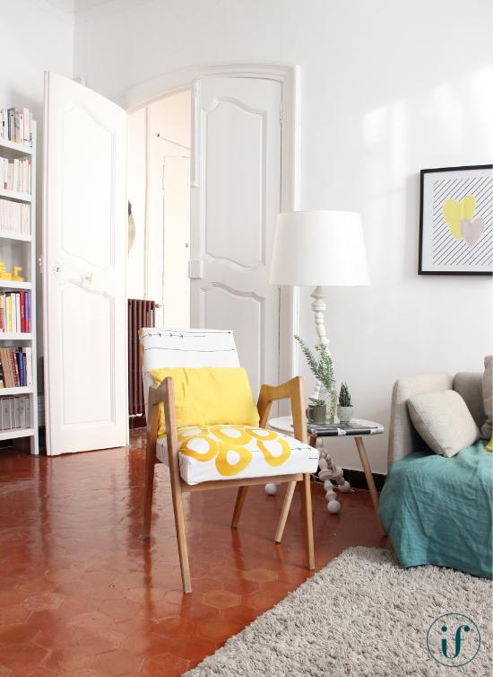 how i upholstered my armchair diy d 39 int rieur aix en provence. Black Bedroom Furniture Sets. Home Design Ideas