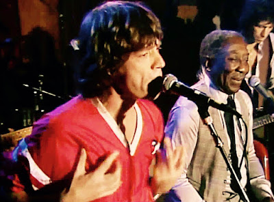 MusicTelevision.Com presents the Rolling Stones and Muddy Waters performing Mannish Boy