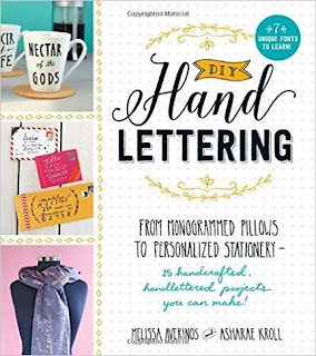 diy hand lettering 25 handcrafted projects cover