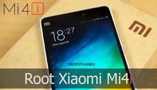 Rooting Xiomi Mi 4i