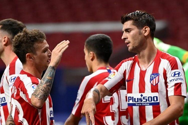 Atletico Madrid SUKSES Mengamankan Tiga Poin Kala Menjamu Mallorca