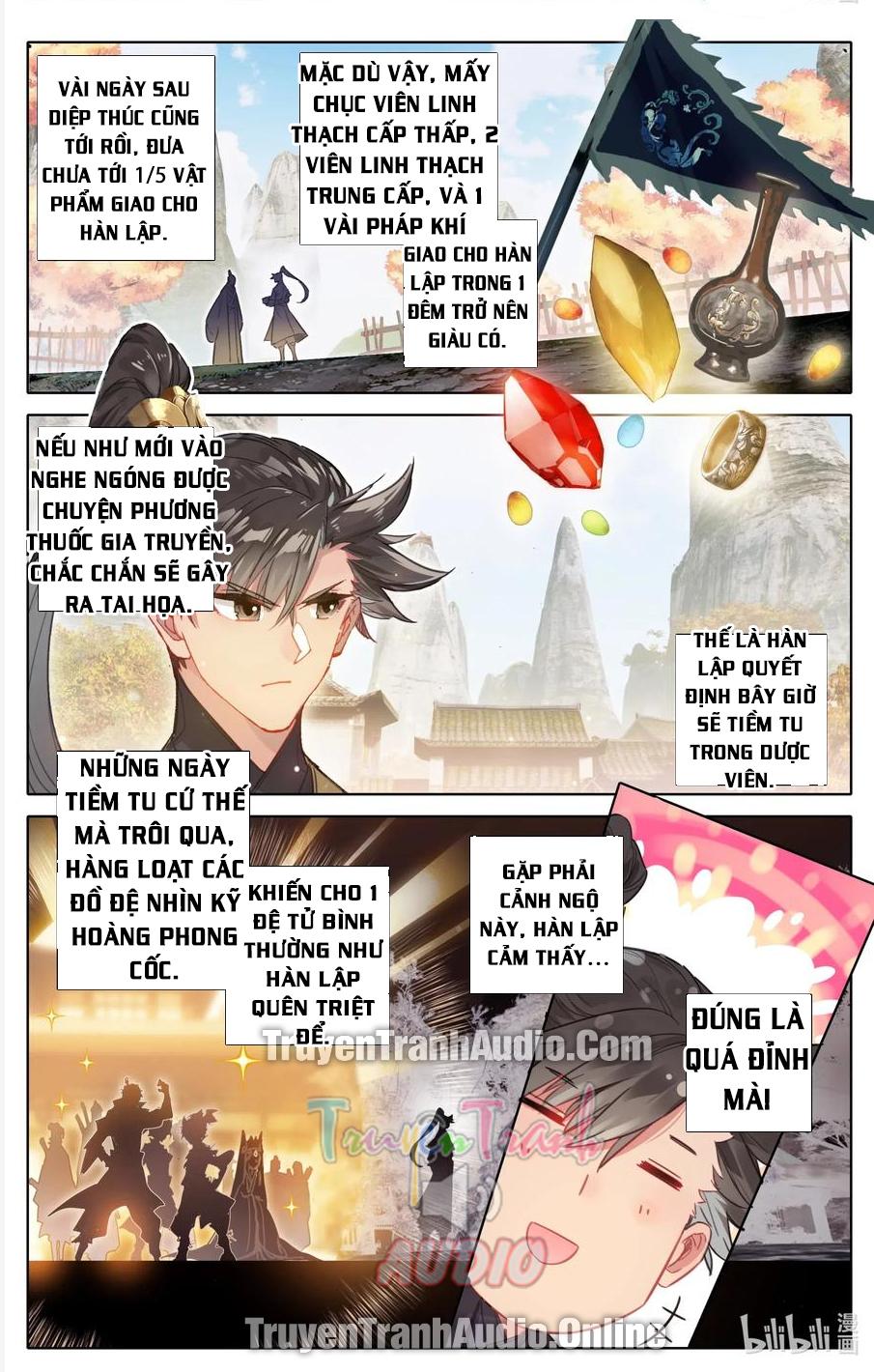 Phàm Nhân Tu Tiên Chapter 71 - Trang 7
