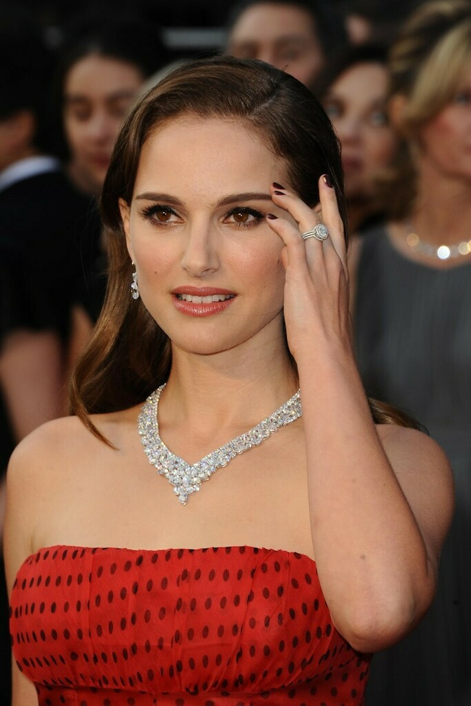 Natalie Portman is absolutely gorgeous