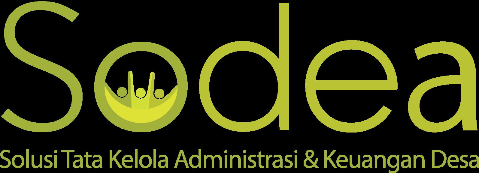 Logo SODEA (Software Desa Arfadia)