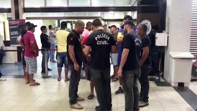 Pistola de PM ferido em tiro acidental na Paraíba estava travada, diz comandante