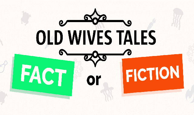 Old Wives Tales: Fact or Fiction? #infographic,old wives tales,old wives tales gender,testing old wives tales,gender old wives tales,gender old wives tales list,old wives tales fertility