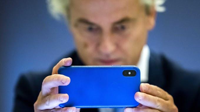 Erdogan feljelentette Geert Wilderst egy Twitter-bejegyzése miatt